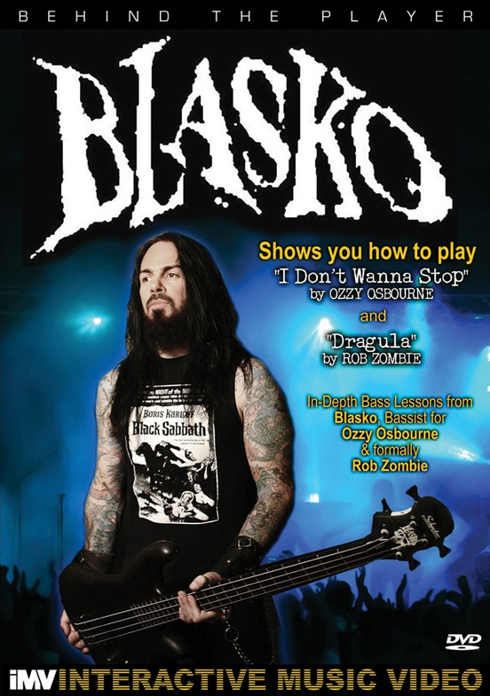Behind the Player: Blasko