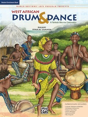 World Rhythms! Arts Program Presents West African Drum & Dance