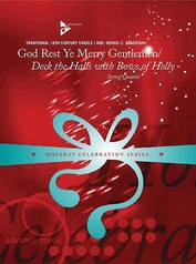 God Rest Ye Merry Gentlemen / Deck the Halls with Bows of Holly