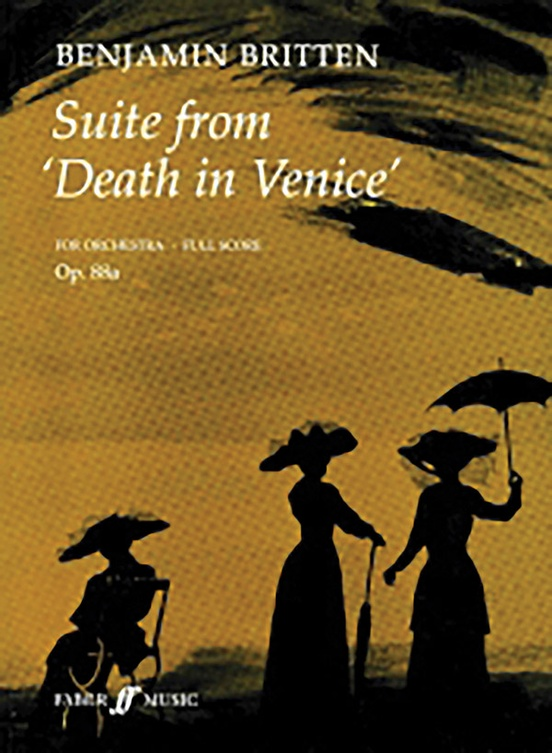 Suite from 'Death in Venice Suite'