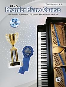 Premier Piano Course, Performance 6