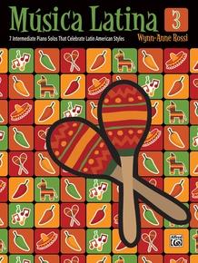 Música Latina, Book 3