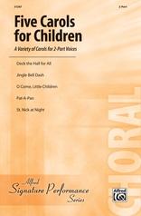 Five Carols for Children