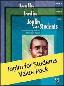 Joplin for Students 1-3 (Value Pack)