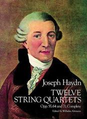 12 String Quartets (Complete)