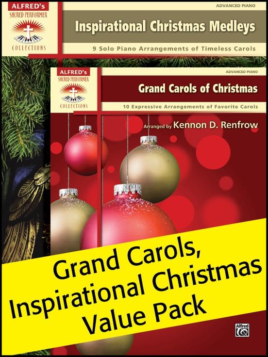 Grand Carols, Inspirational Christmas (Value Pack)