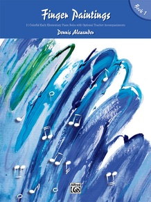 Finger Paintings, Book 1