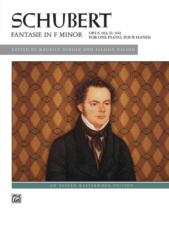 Schubert: Fantasie in F Minor, Opus 103, D. 940