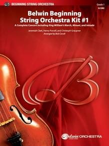 Belwin Beginning String Orchestra Kit #1