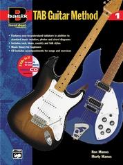 Basix®: TAB Guitar Method 1