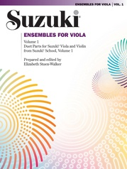 Ensembles for Viola, Volume 1