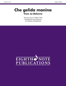 Che gelida manina (from <i>La Boheme</i>)