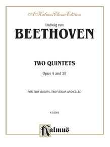 Two Quintets, Opus 4 and Opus 29