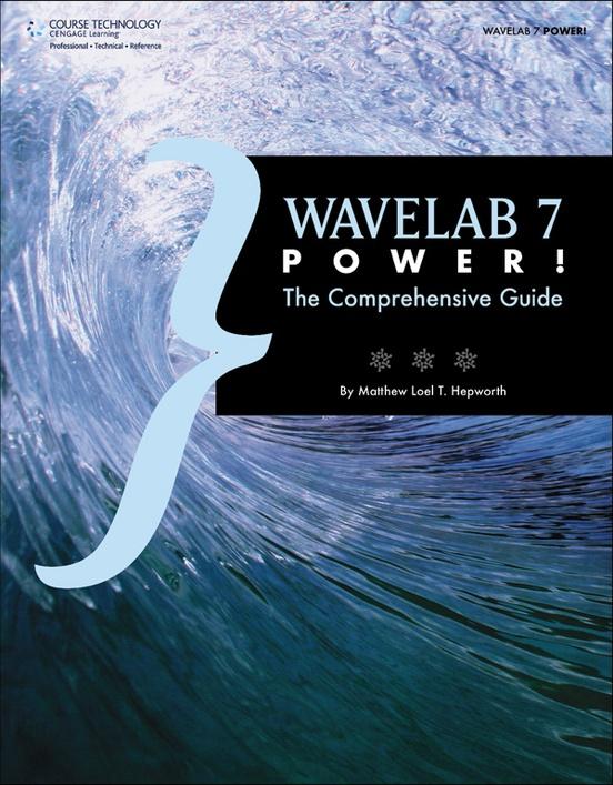 Wavelab 7 Power!