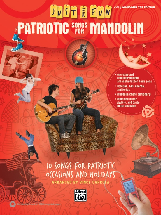 Just for Fun: Patriotic Songs for Mandolin