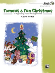Famous & Fun Christmas, Book 5
