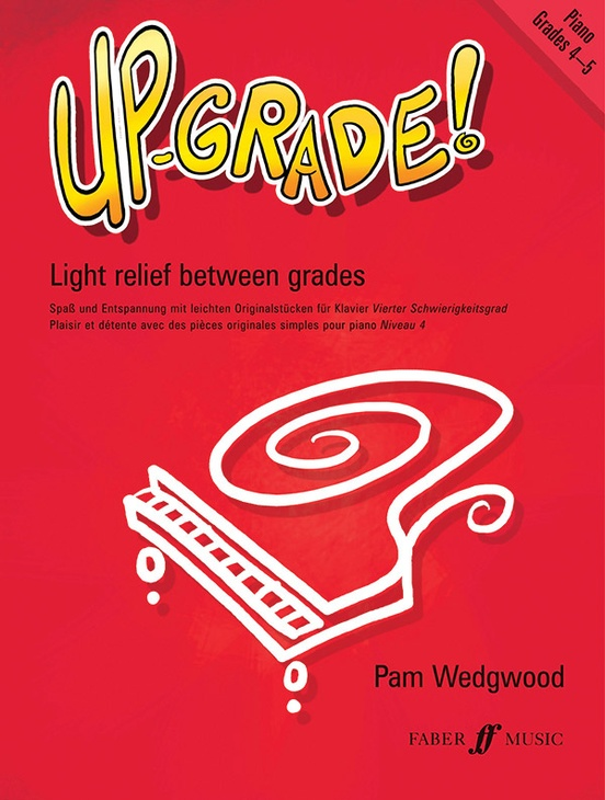Up-Grade! Piano, Grades 4-5