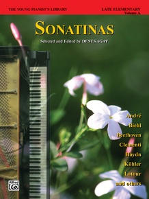 The Young Pianist's Library: Sonatinas for Piano, Book 2A