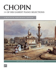 Chopin: 14 of His Easiest Piano Selections