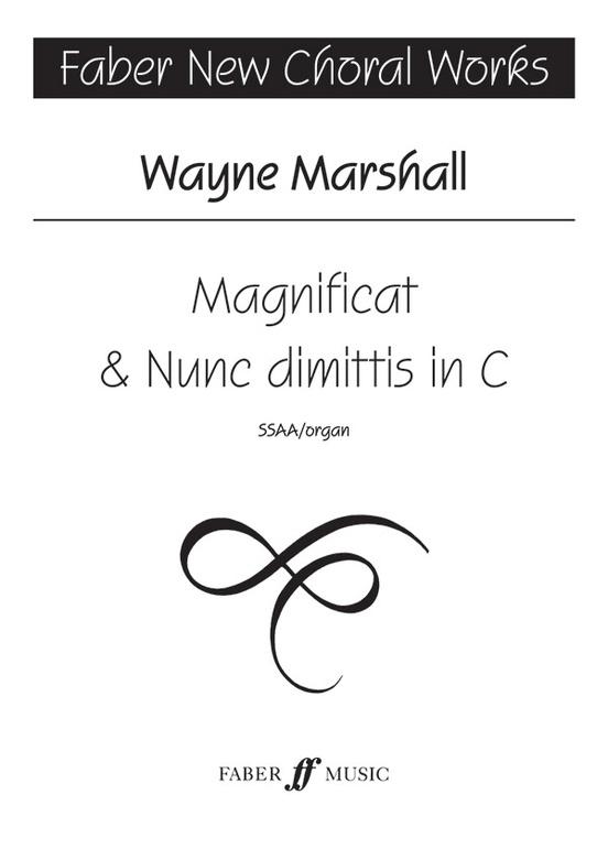 Magnificat & Nunc Dimittis in C