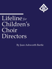 Lifeline for Children's Choir Directors