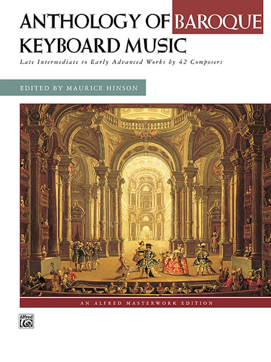 Anthology of Baroque Keyboard Music