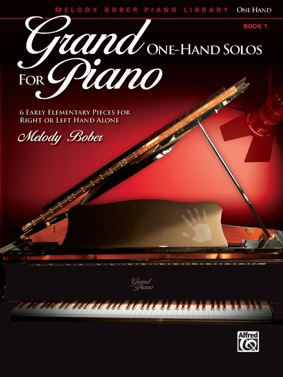 Grand One-Hand Solos for Piano, Book 1
