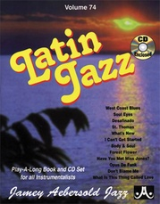 Jamey Aebersold Jazz, Volume 74: Latin Jazz