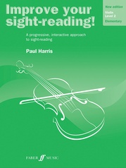 Improve Your Sight-Reading! Violin, Level 2 (New Edition)