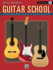 Jerry Snyder's Guitar School, Method Book 1