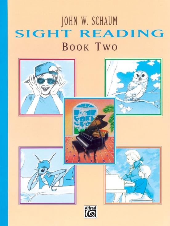 Sight Reading, Book 2