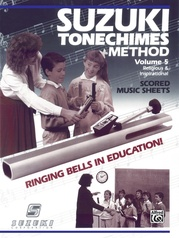 Suzuki Tonechimes Method: Inspirational Pack