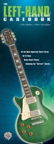 Guitar Casebook Series: The Left-Hand Guitar Chord Casebook
