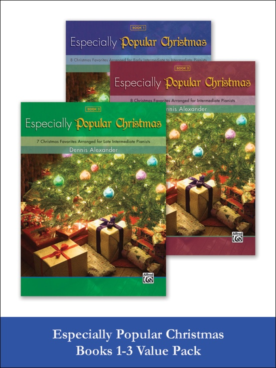 Especially Popular Christmas 1-3 (Value Pack)