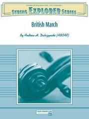 British March