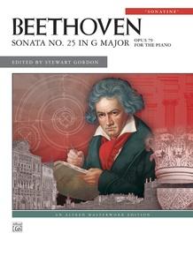 Beethoven, Sonata No. 25 in G Major, Opus 79