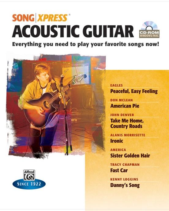 SongXpress: Acoustic Guitar