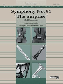 "Symphony No. 94, ""The Surprise"" (2nd Movement)"