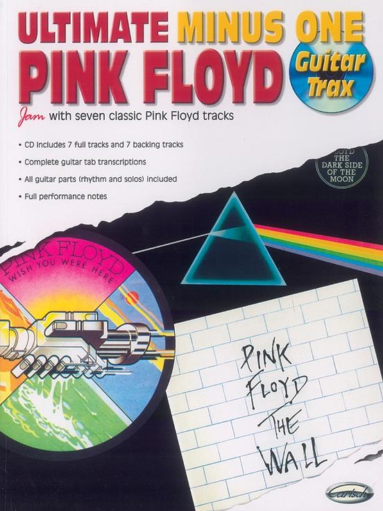 Ultimate Minus One Guitar Trax: Pink Floyd