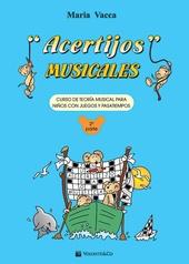 """""""Acertijos"""" Musicales"""