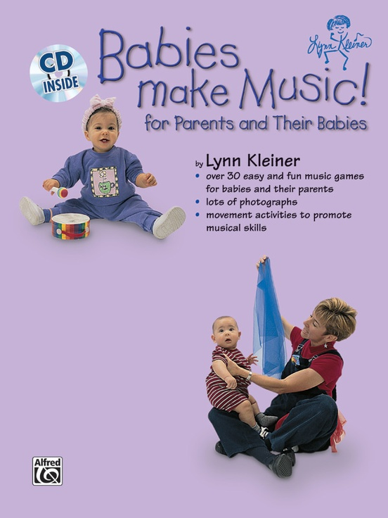 Kids Make Music Series: Babies Make Music!