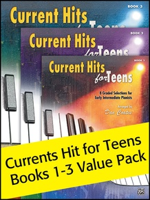Current Hits for Teens (Value Pack)