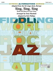 Sing, Sing, Sing (adapted from the stage show Barrage)