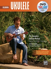 The Complete Ukulele Method: Beginning Ukulele