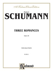 Three Romances, Opus 28