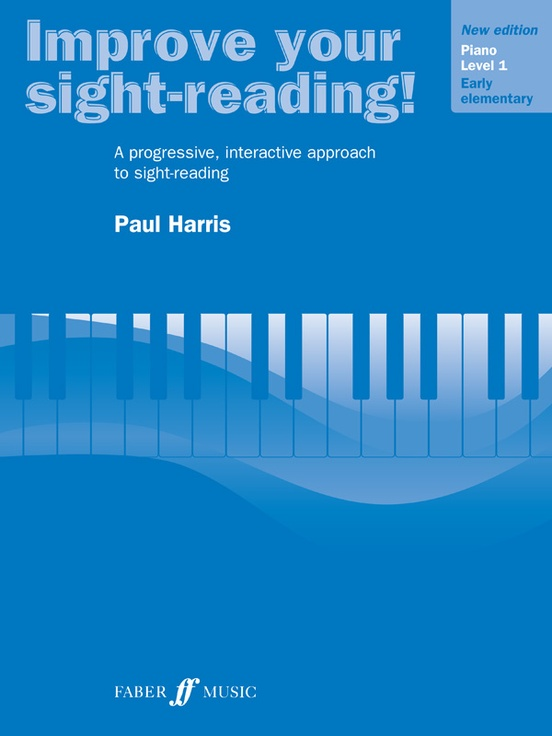 Improve Your Sight-Reading! Piano, Level 1 (New Edition)