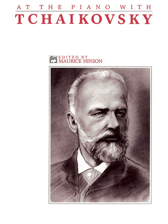 At the Piano with Tchaikovsky