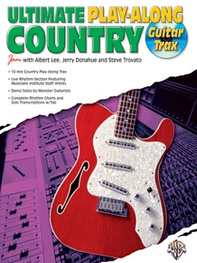 Ultimate Play-Along Guitar Trax: Country