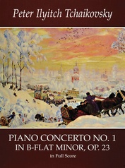 Piano Concerto No. 1 in B-flat Minor, Opus 23