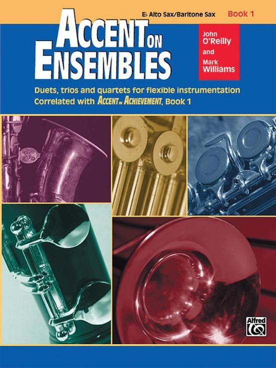 Résultats de recherche d'images pour «accent on ensembles saxophone»